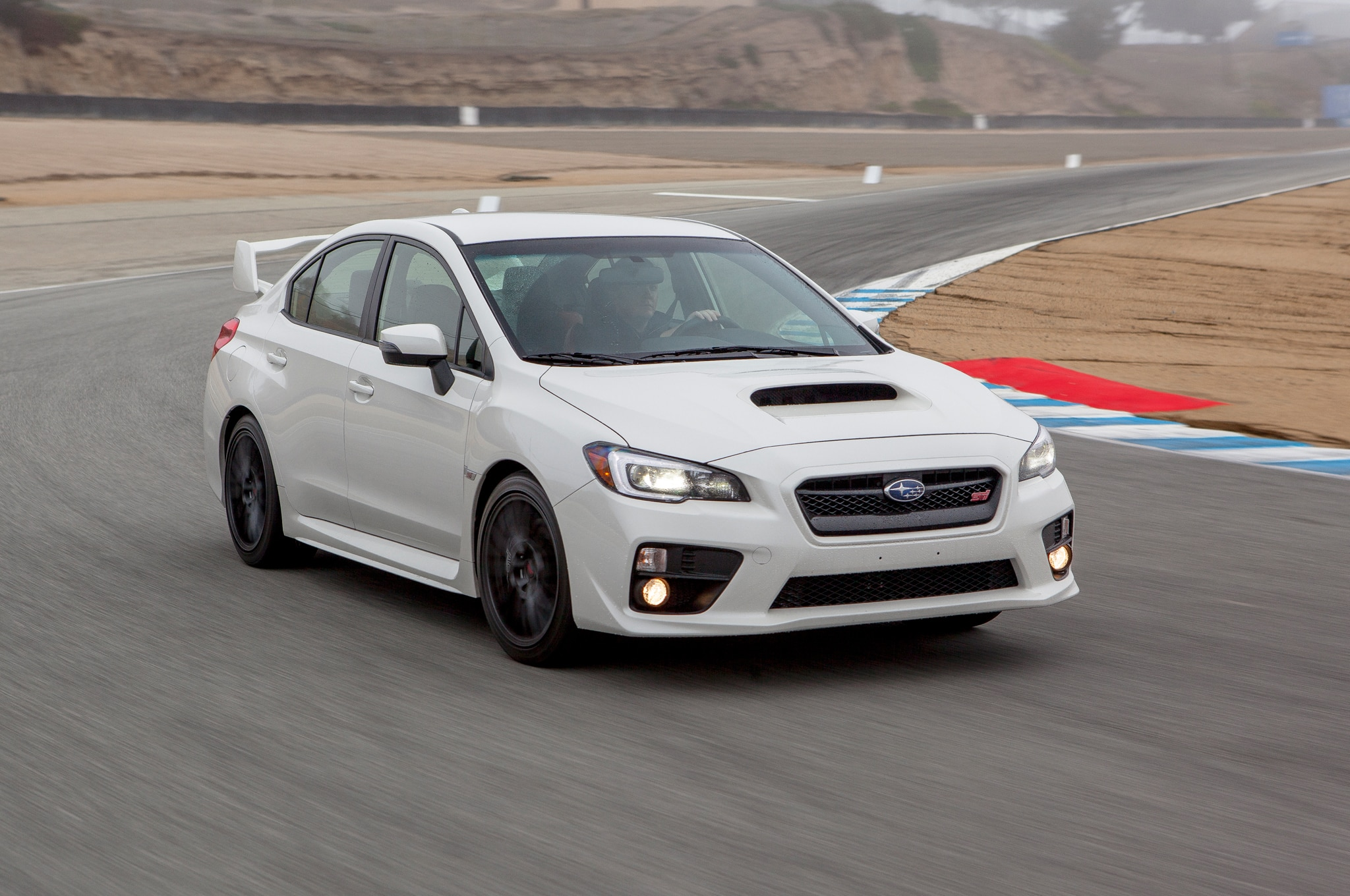 2015 Subaru WRX STI First Drive  Automobile Magazine