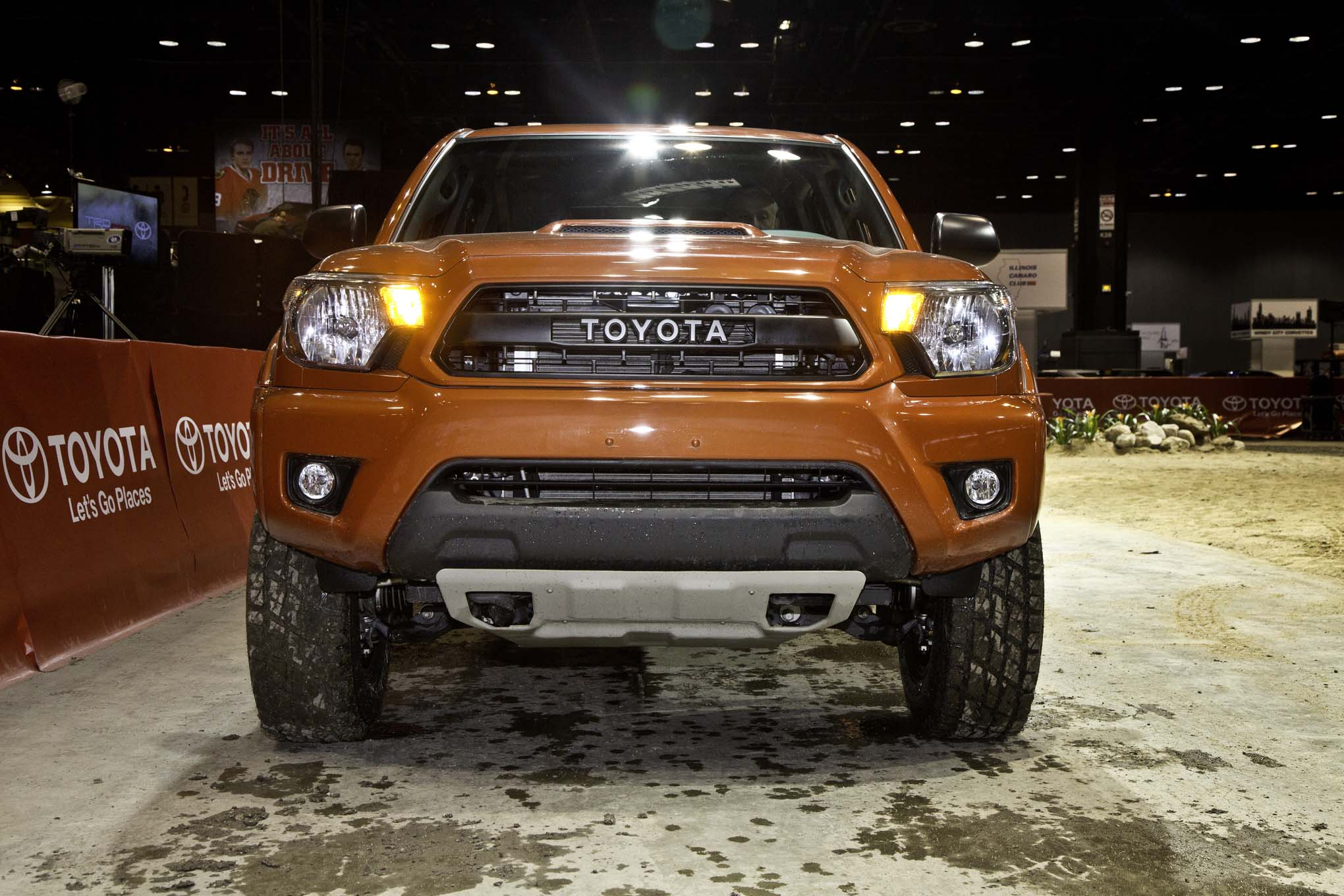 Toyota TRD Pro Series Introduced for Tundra Ta a 4Runner