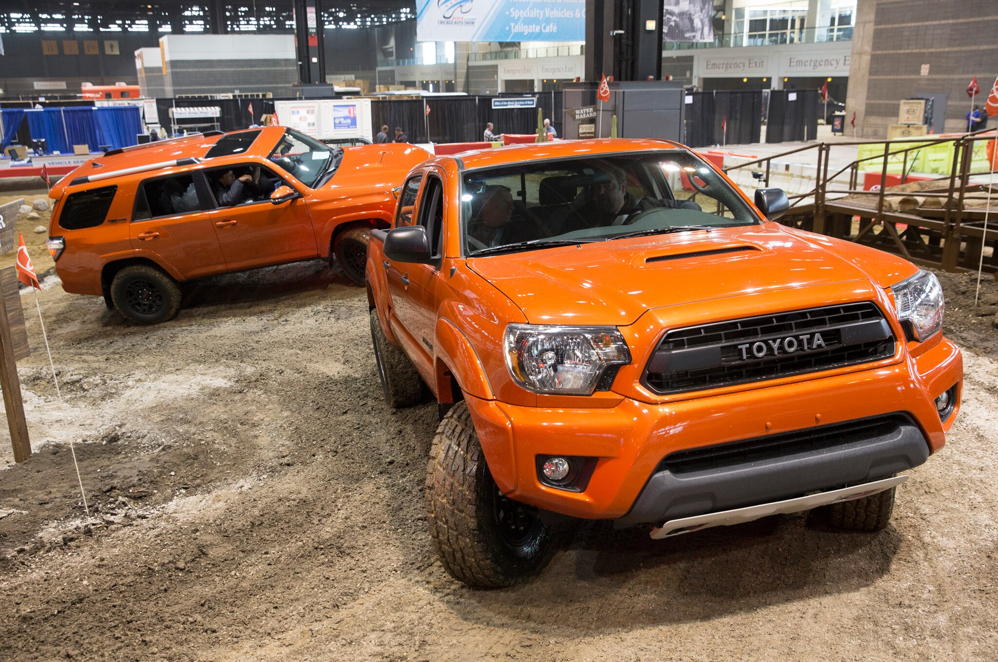 2015 Toyota Tacoma And 4Runner