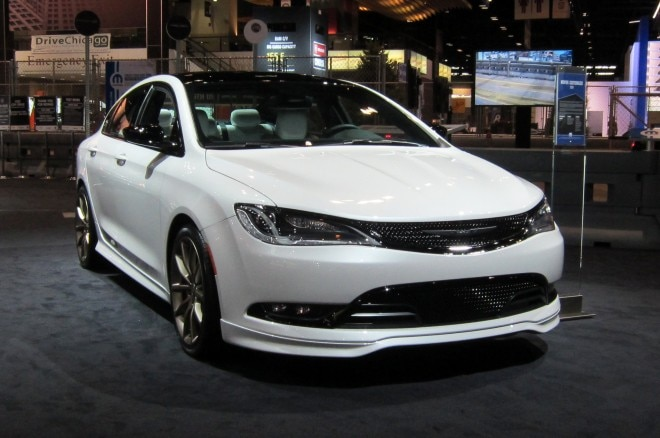 2015 Chrysler 200s Mopar Front Three Quarter1 660x438