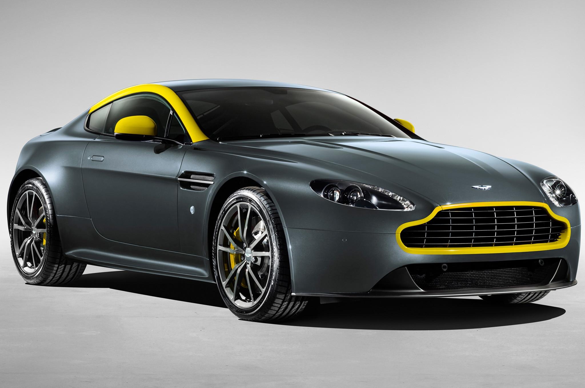 Aston Martin V8 Vantage N4301