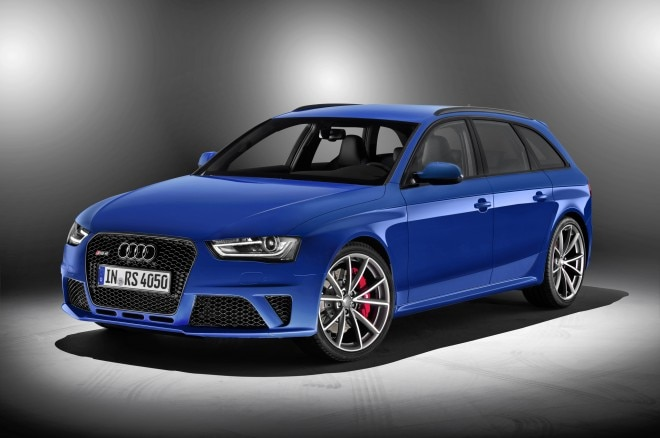 Audi Rs 4 Avant Nogaro Front Three Quarter1 660x438