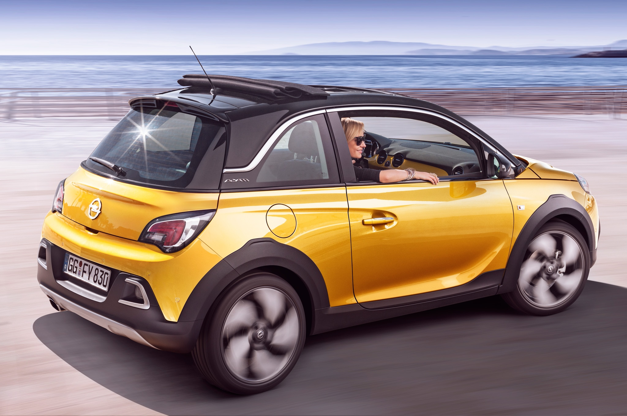 opel adam rocks headed to 2014 geneva auto show automobile magazine. Black Bedroom Furniture Sets. Home Design Ideas