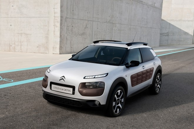 Citroen C4 Cactus Front Three Quarter 241 660x438