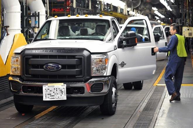 Ford Kentucky Truck Super Duty Front 660x438