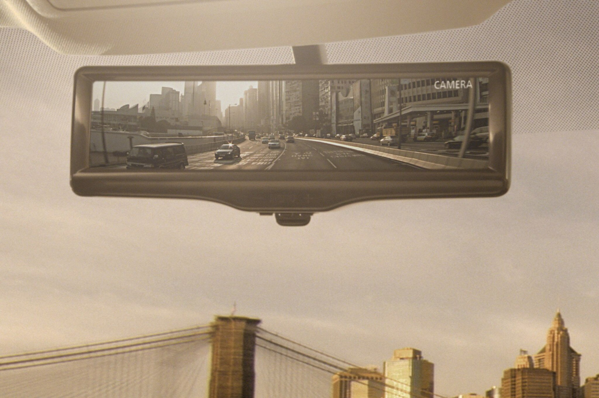 Nissan Smart Rearview Mirror 61