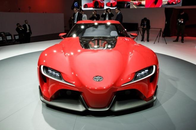 Toyota Ft 1 Concept Detroit Front1 660x440
