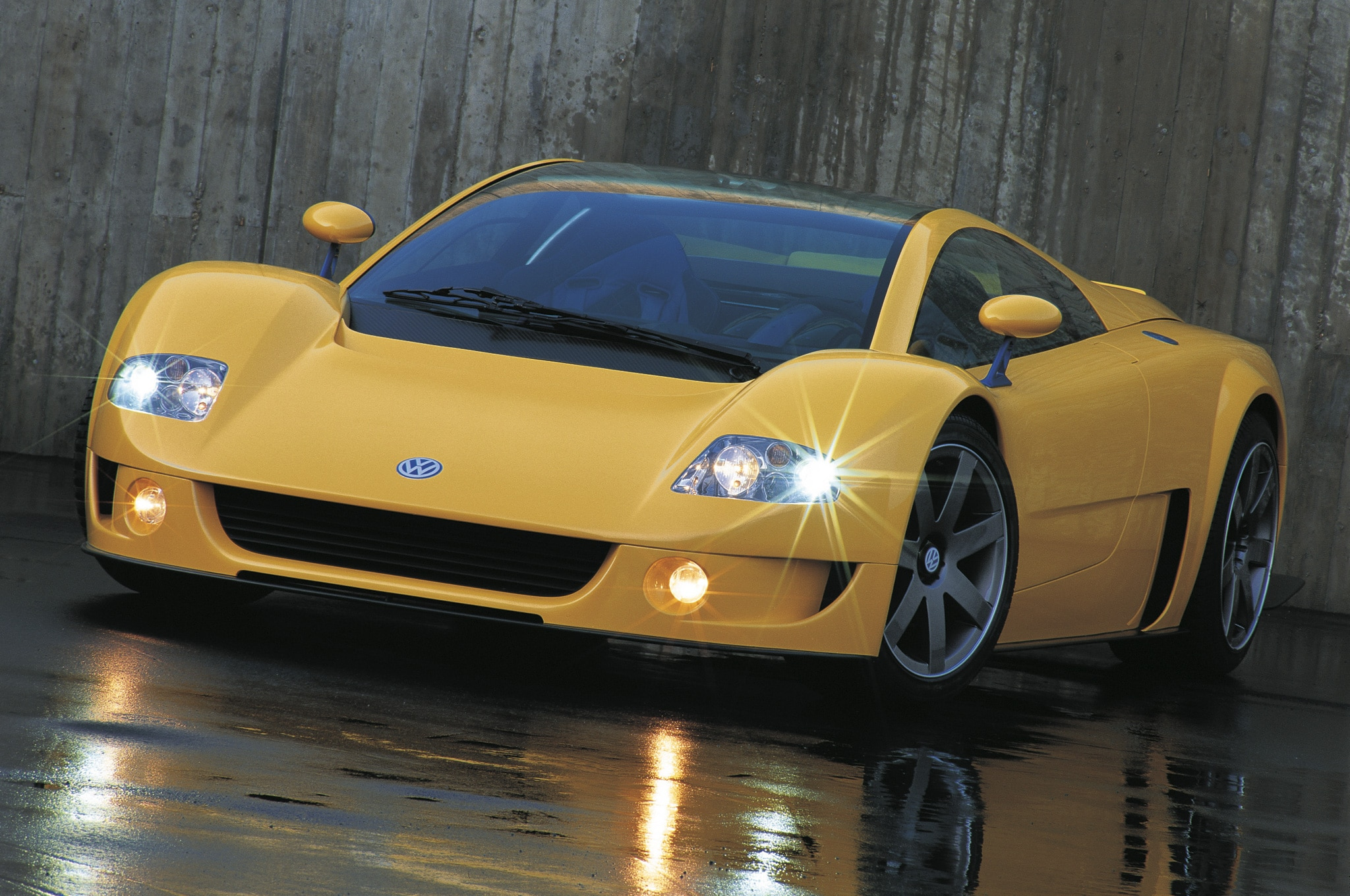 Five Coolest Cars Powered By Volkswagen W Engines Automobile
