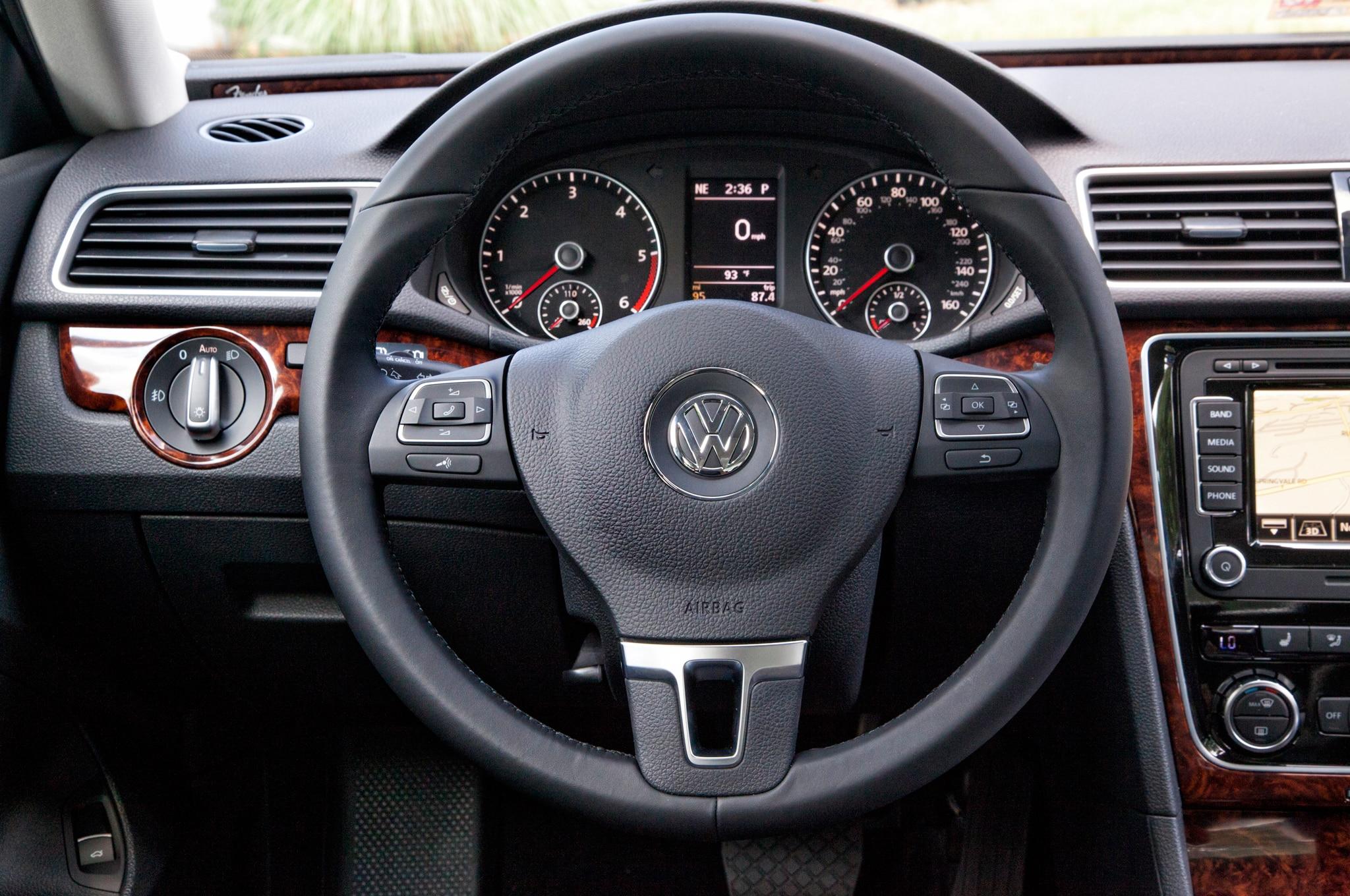 2012 2013 volkswagen passat sedans jake holmes
