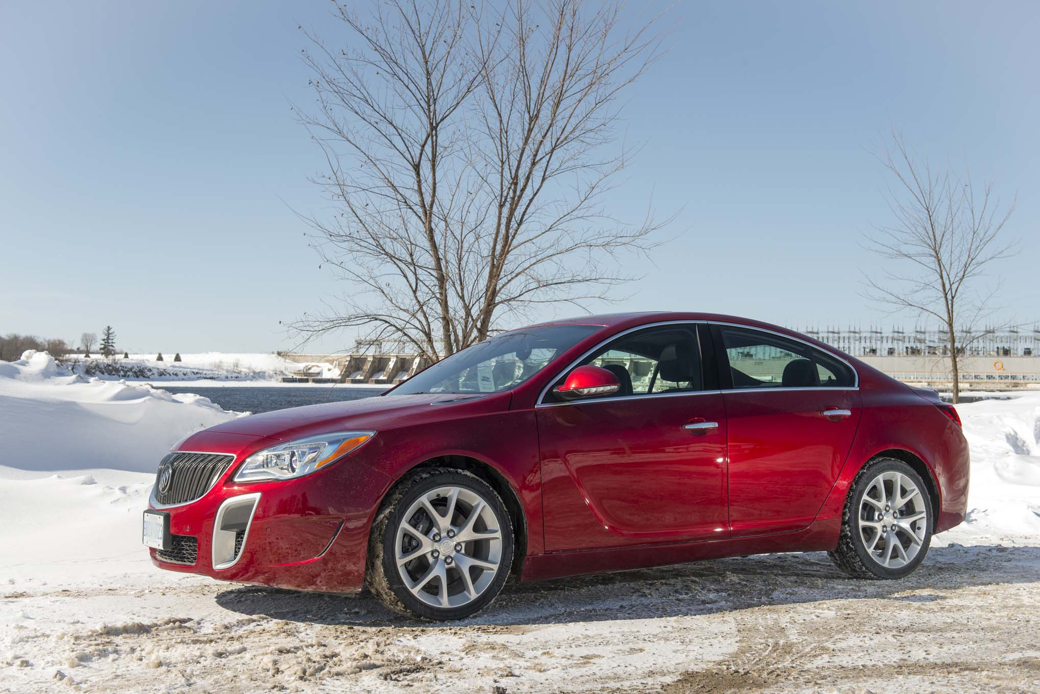 2014 buick regal gs awd review automobile magazine. Cars Review. Best American Auto & Cars Review