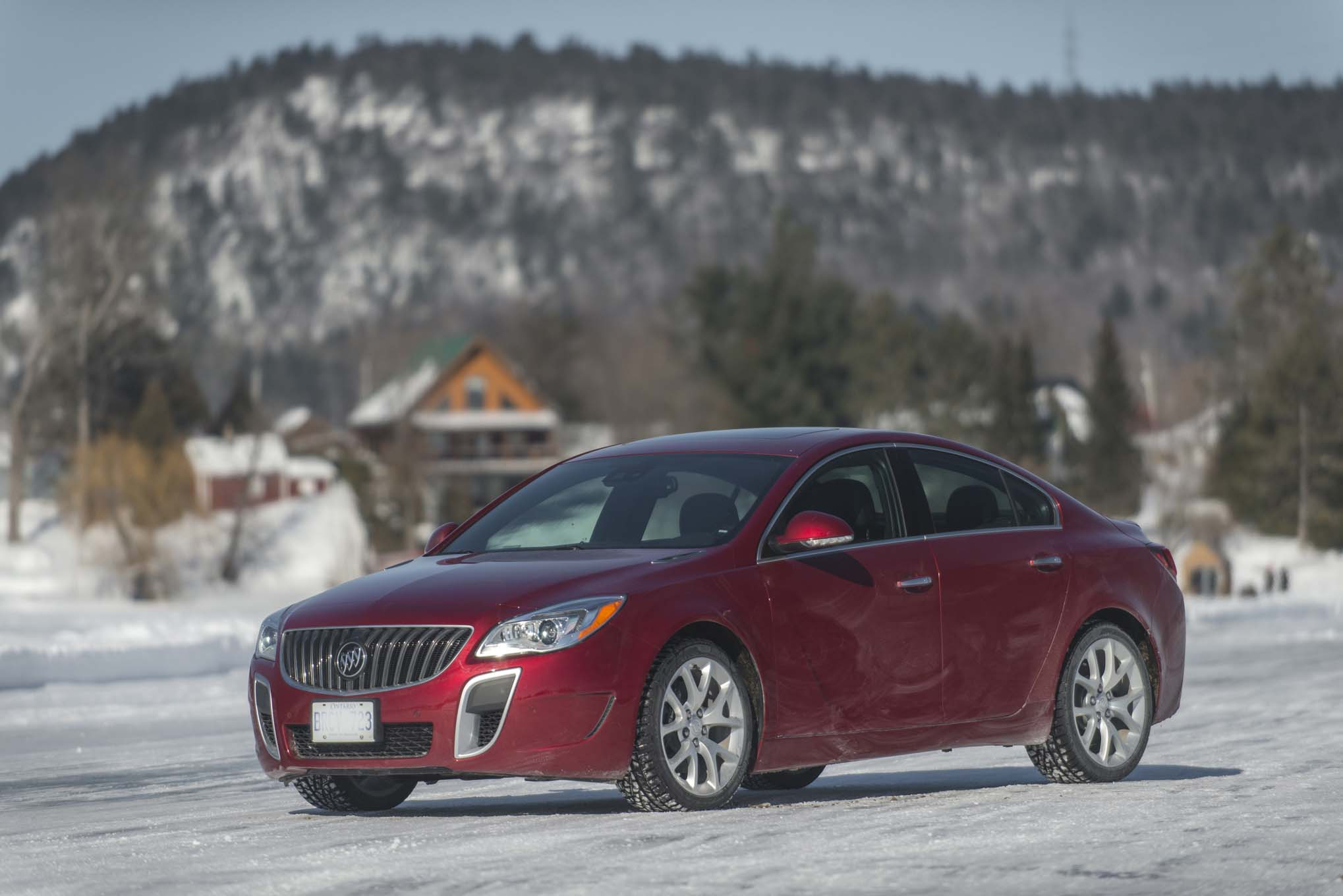 review cars awd regal top speed buick gs