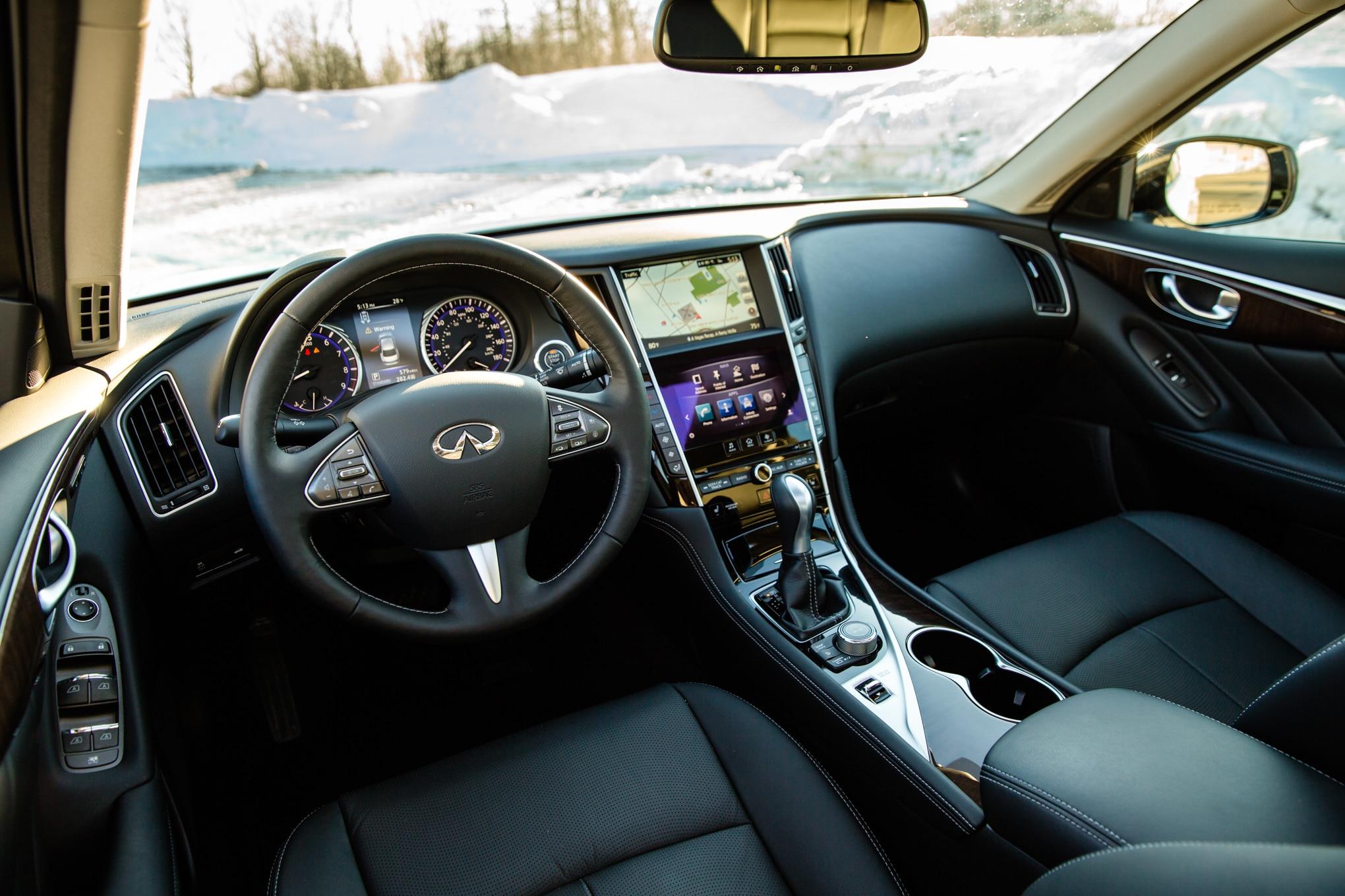 2014 Infiniti Q50 3 7 Awd Premium Automobile Magazine