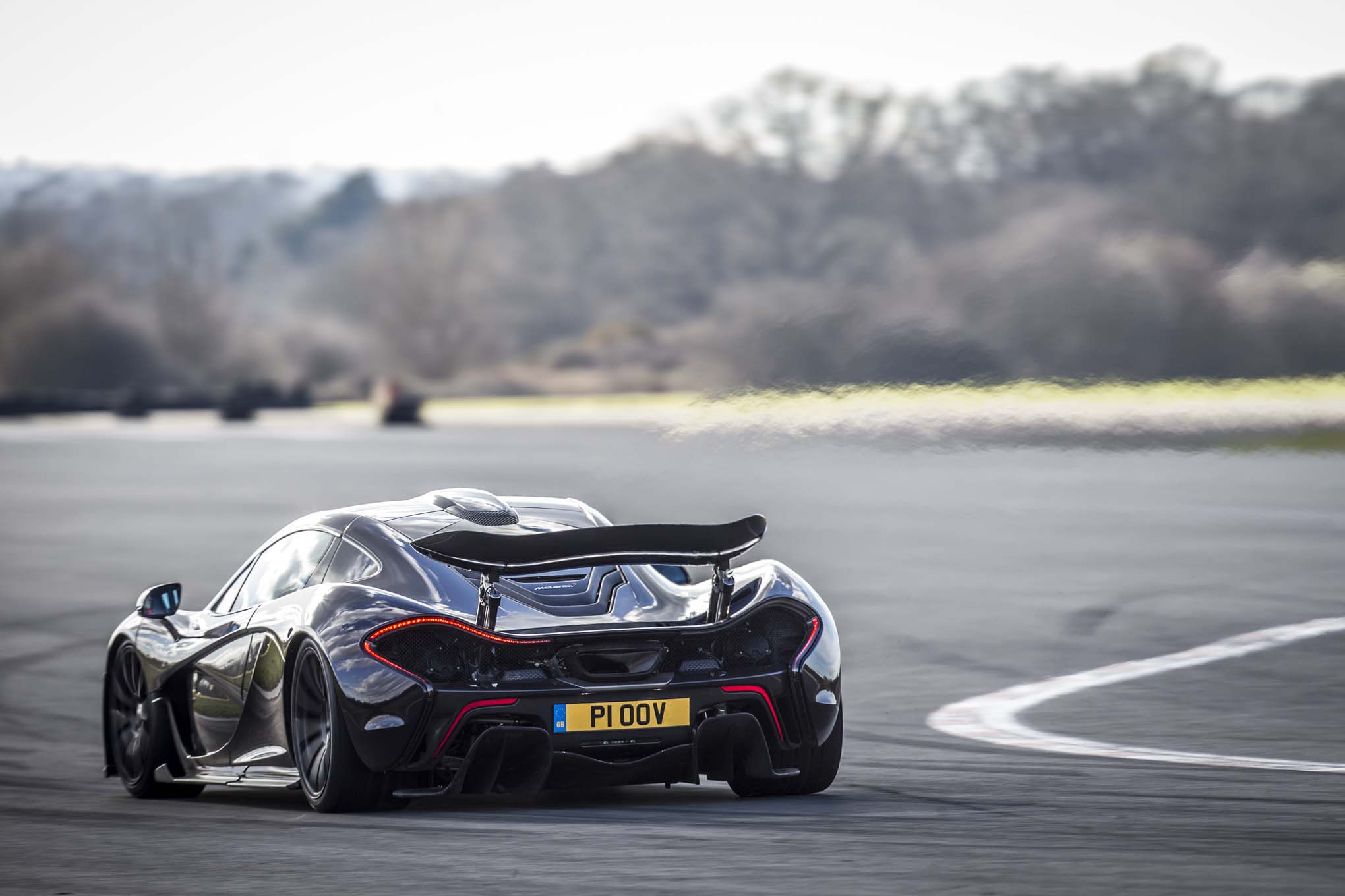 2014 McLaren P1 Review Automobile Magazine