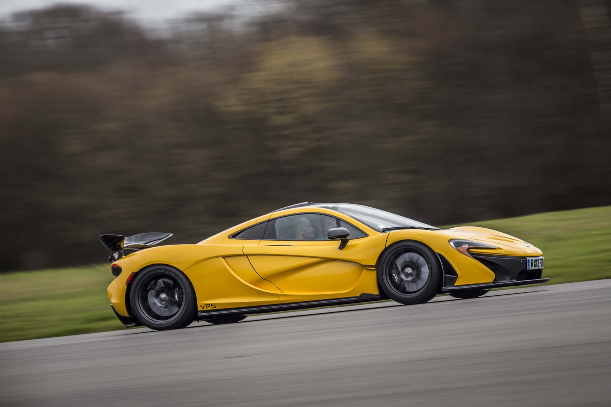 2014 Mclaren P1 Review Automobile Magazine