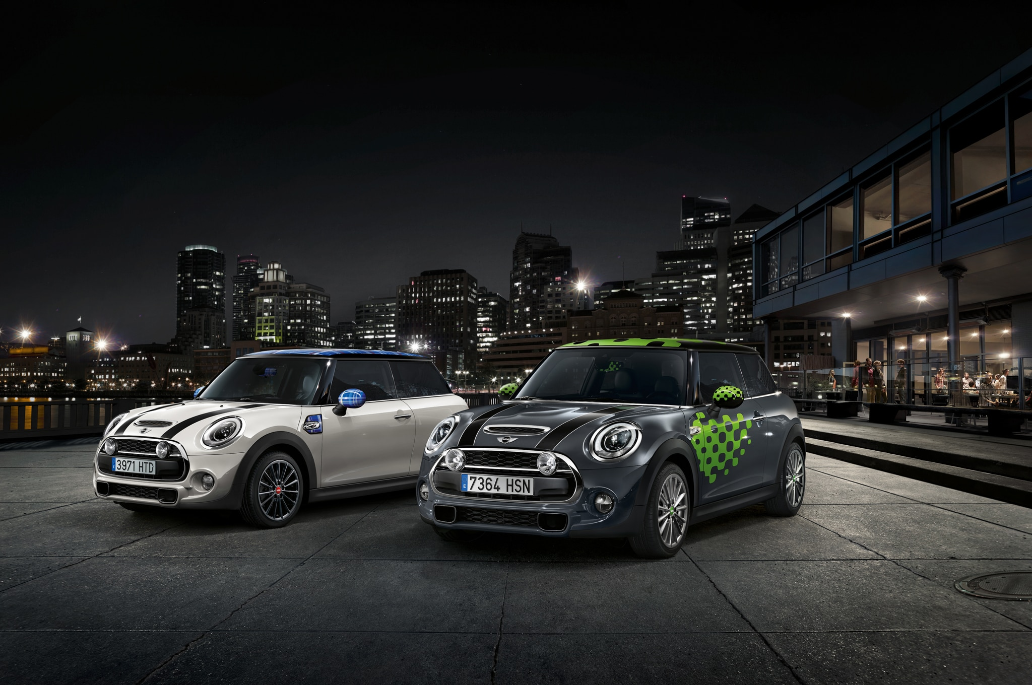 2014 Mini Cooper Hardtop Cooper S Roof Design