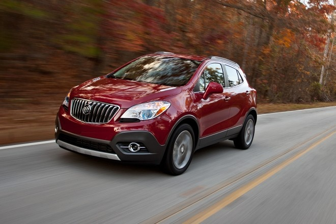 2014 Buick Encore Three Quarters1 660x440