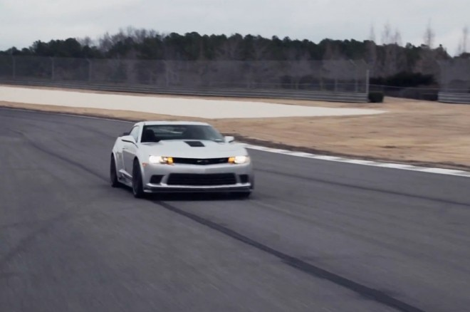 2014 Chevrolet Camaro Z28 Head2head Video 660x438