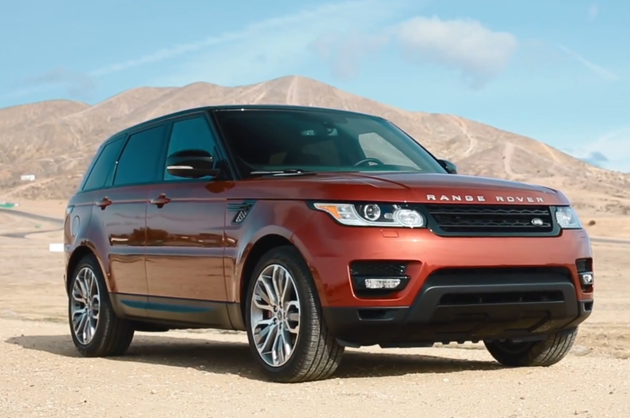2014 Land Rover Range Rover Sport Video 011