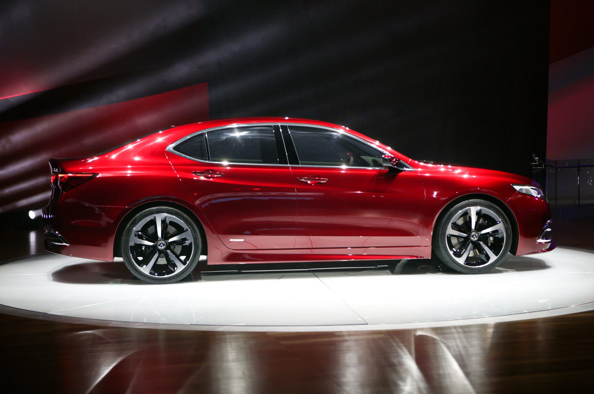 2015 acura tlx to officially debut in new york automobile magazine. Black Bedroom Furniture Sets. Home Design Ideas
