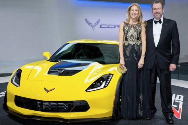 2015 Chevrolet Corvette Z06 Charity Auction1 660x438