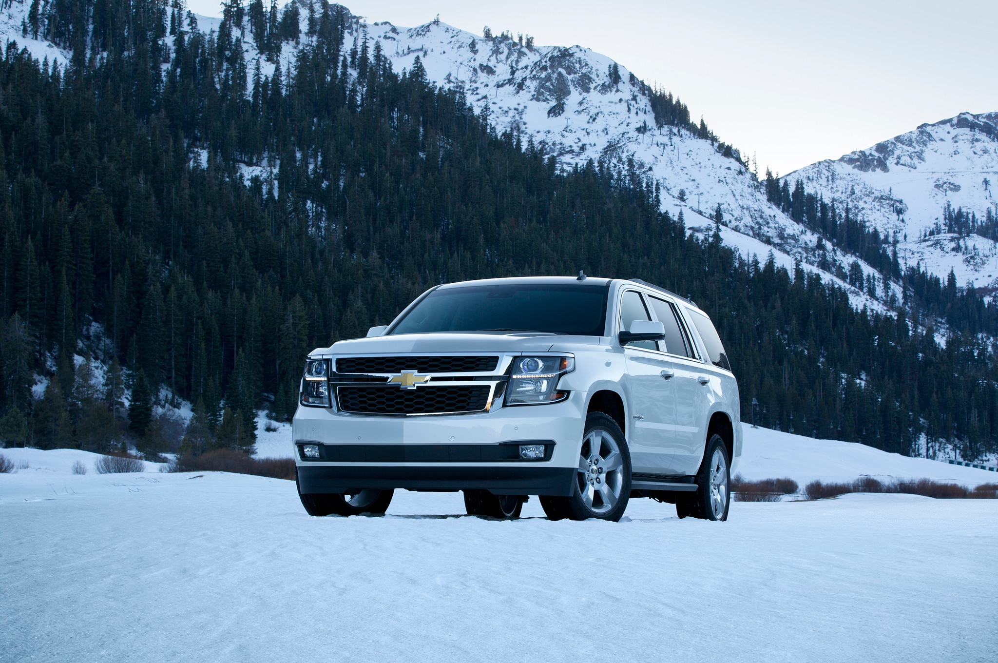 2015 Chevrolet Tahoe And Suburban Review Automobile Magazine