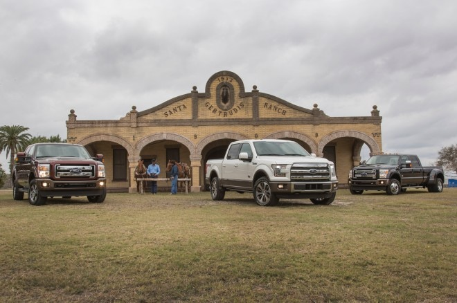 2015 Ford F Series King Ranch Line Up1 660x438