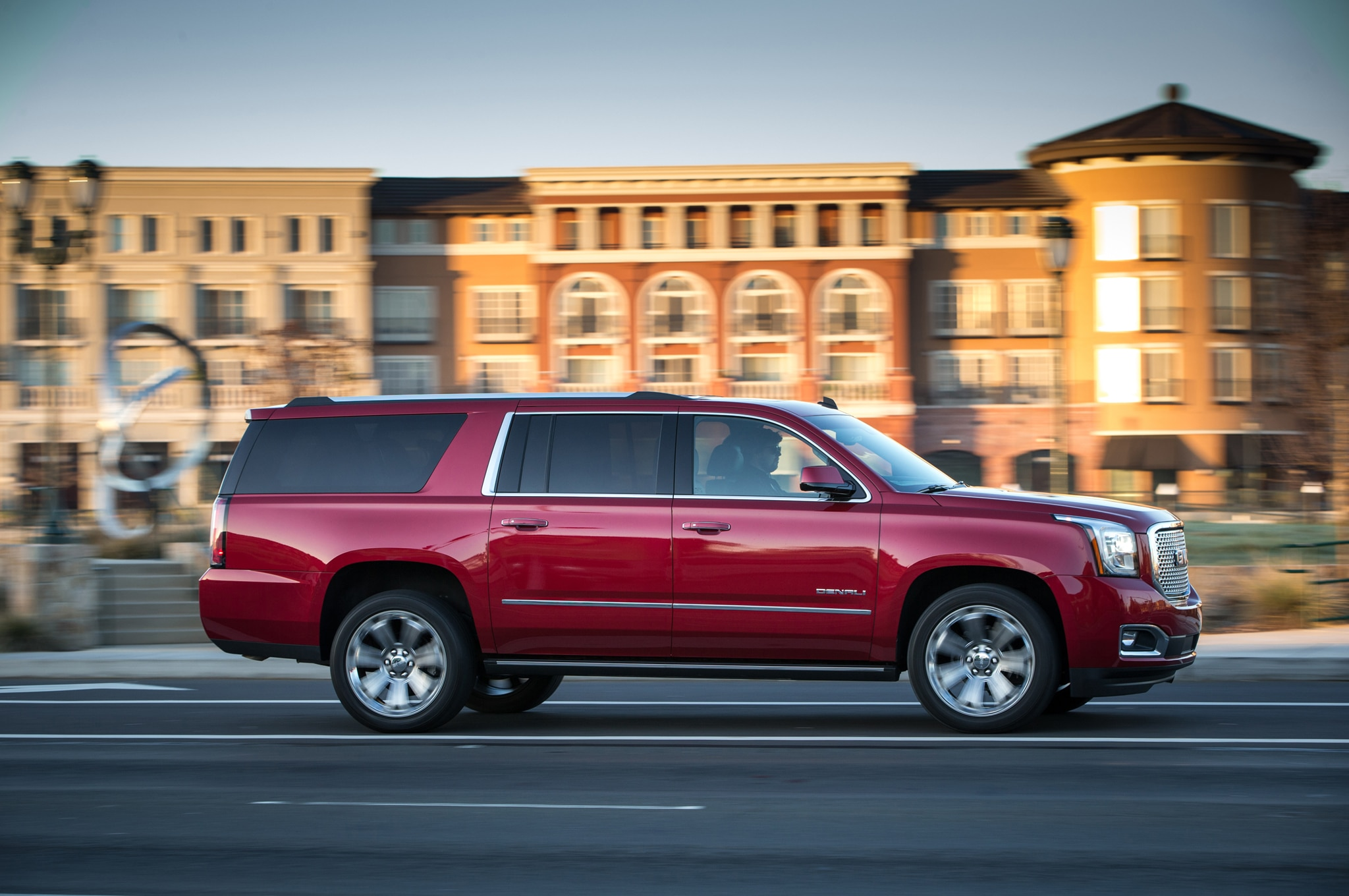 2015 yukon denali xl - In