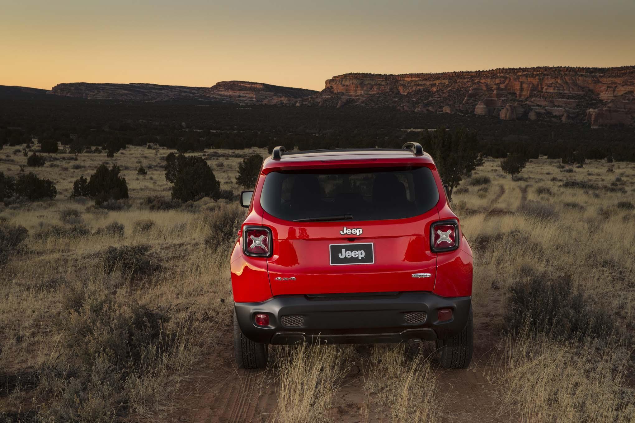 2015 Jeep Renegade Debuts In Geneva  Automobile Magazine