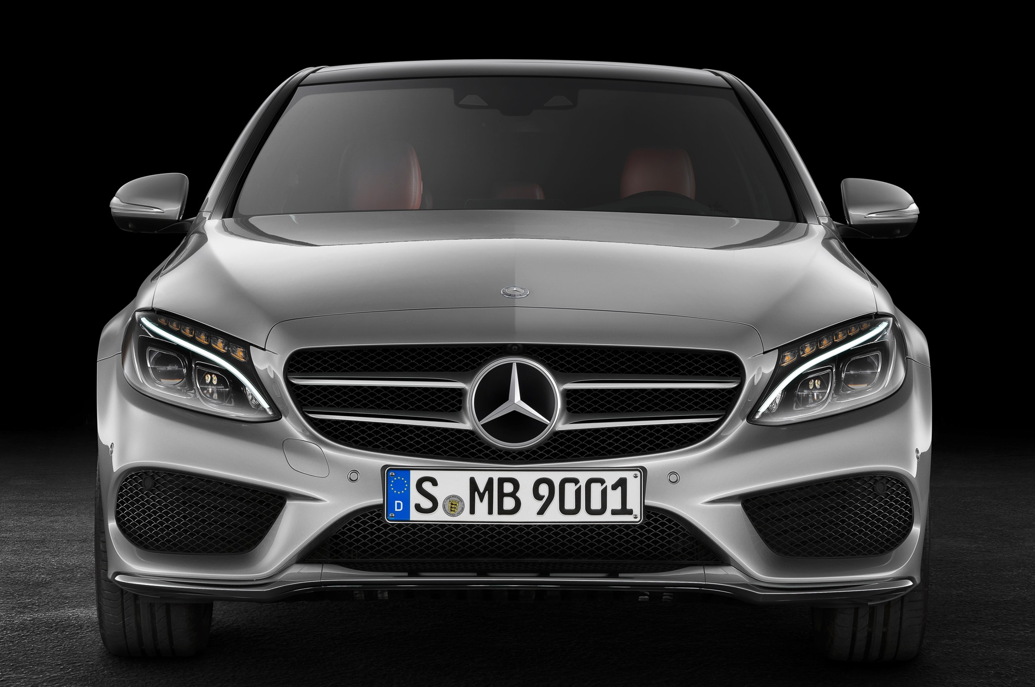 2015 mercedes benz c400 4matic review automobile magazine. Black Bedroom Furniture Sets. Home Design Ideas