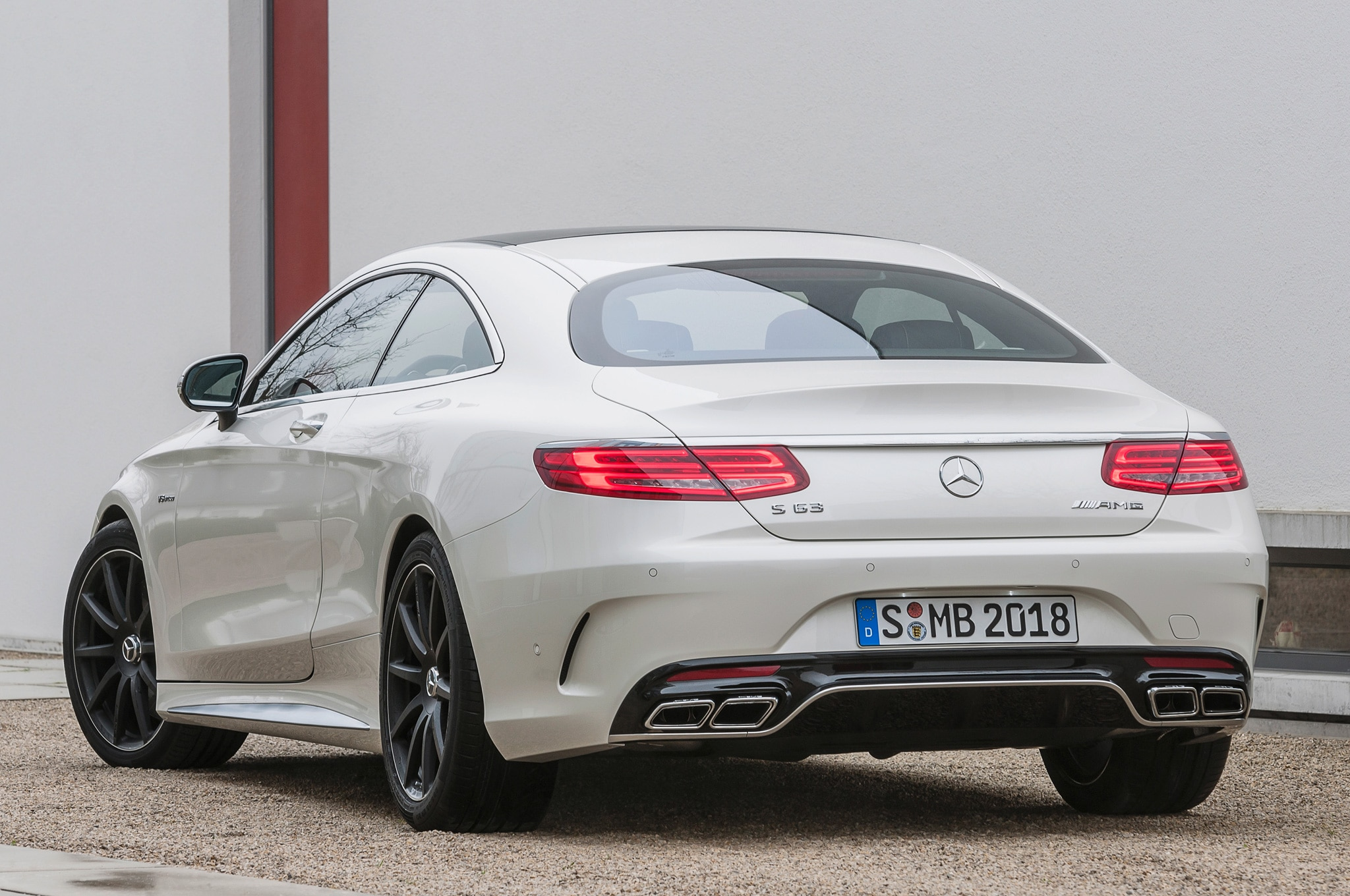 2015 MercedesBenz S63 AMG Coupe Debuts In New York  Automobile