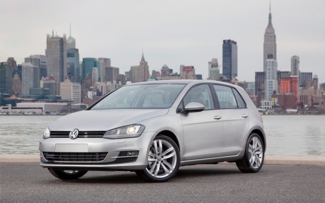 2015 Volkswagen Golf Front Three Quarters1 660x413