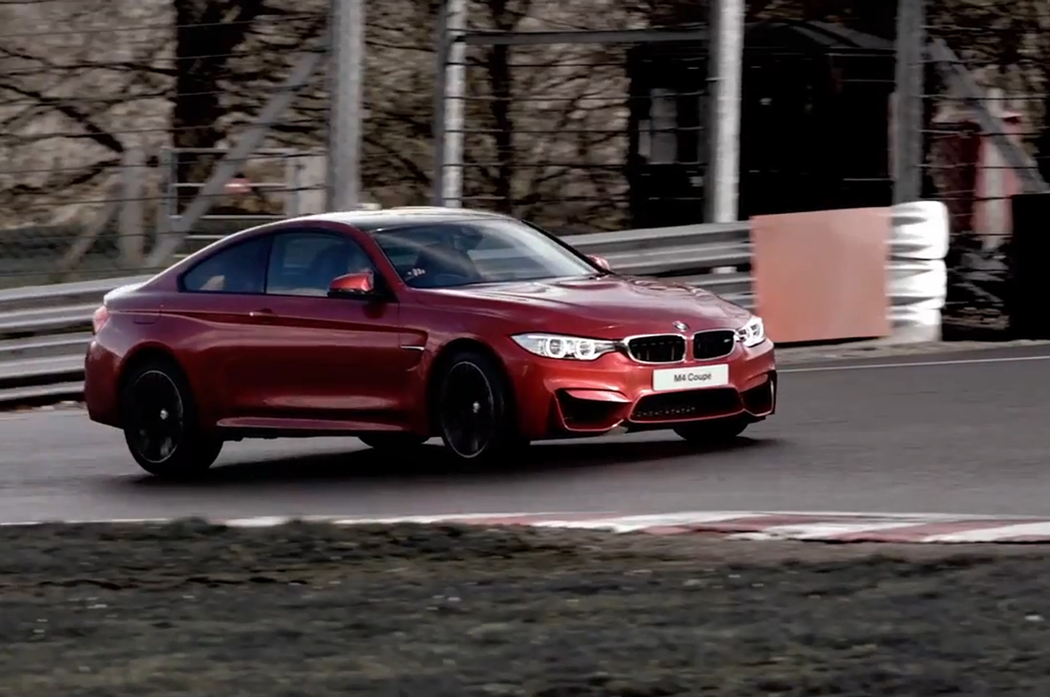 2015 Bmw M4 Lap Timer App Video