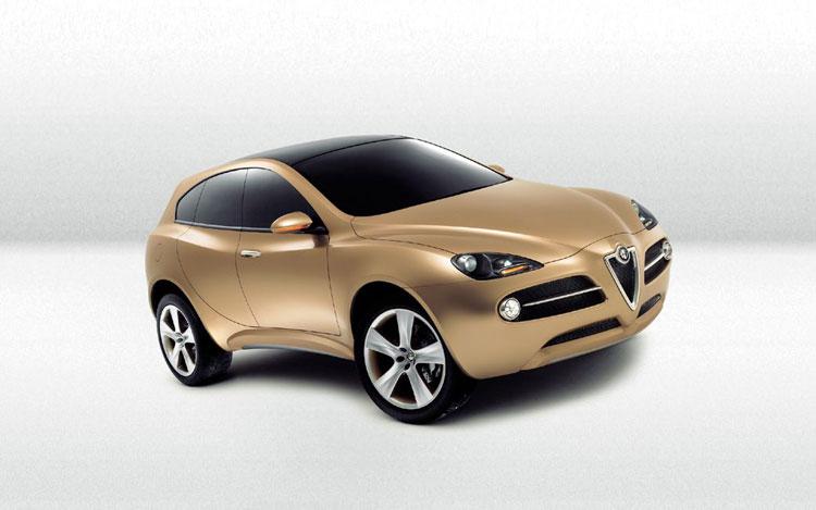 Alfa Romeo Kamal Concept 11