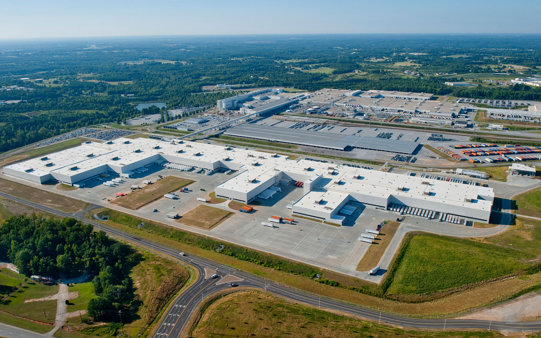 BMW Spartanburg South Carolina Assembly Plant2
