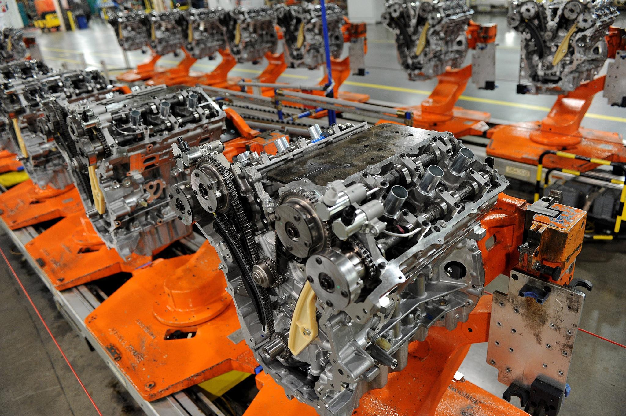 Ford Lima Engine Plant 27L EcoBoost V6 Image 8
