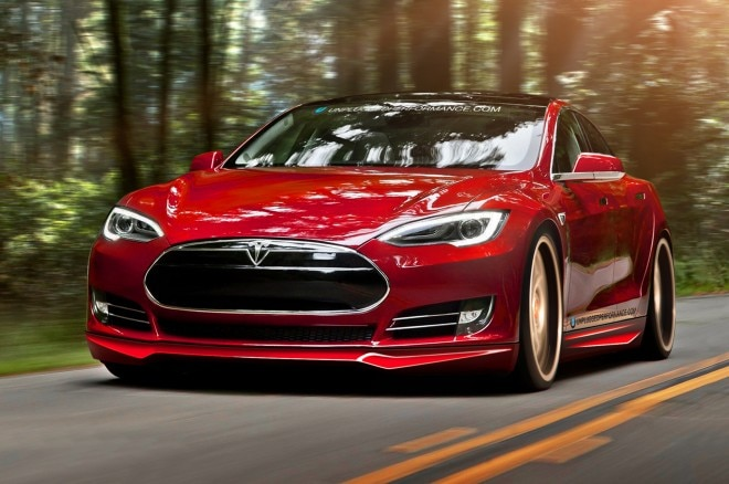 Unplugged Performance Tesla Model S Front1 660x438