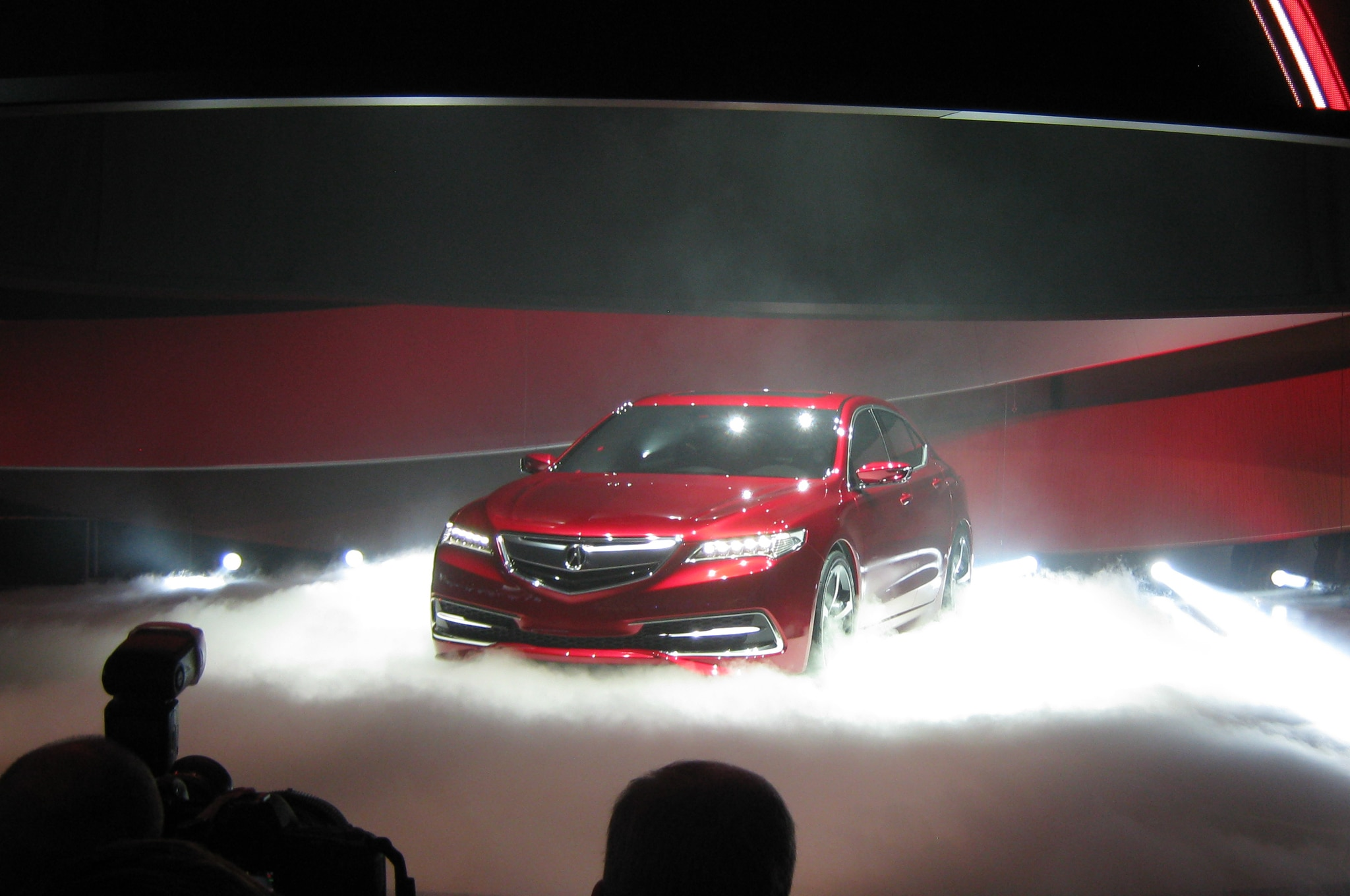 Acura Tlx Gt Race Car Coming To Detroit Grand Prix