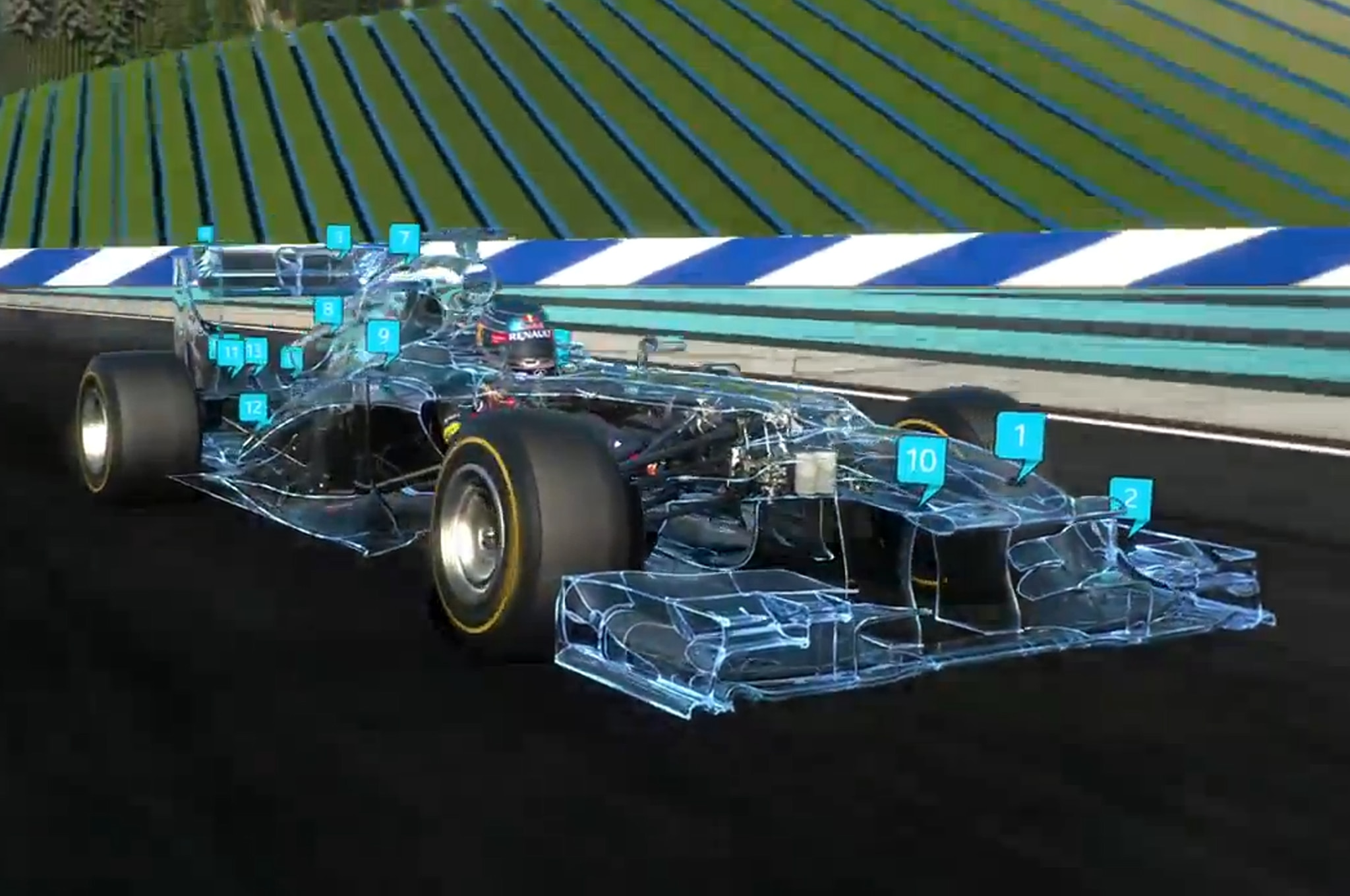 Infiniti Red Bull Racing Rb 10 Video