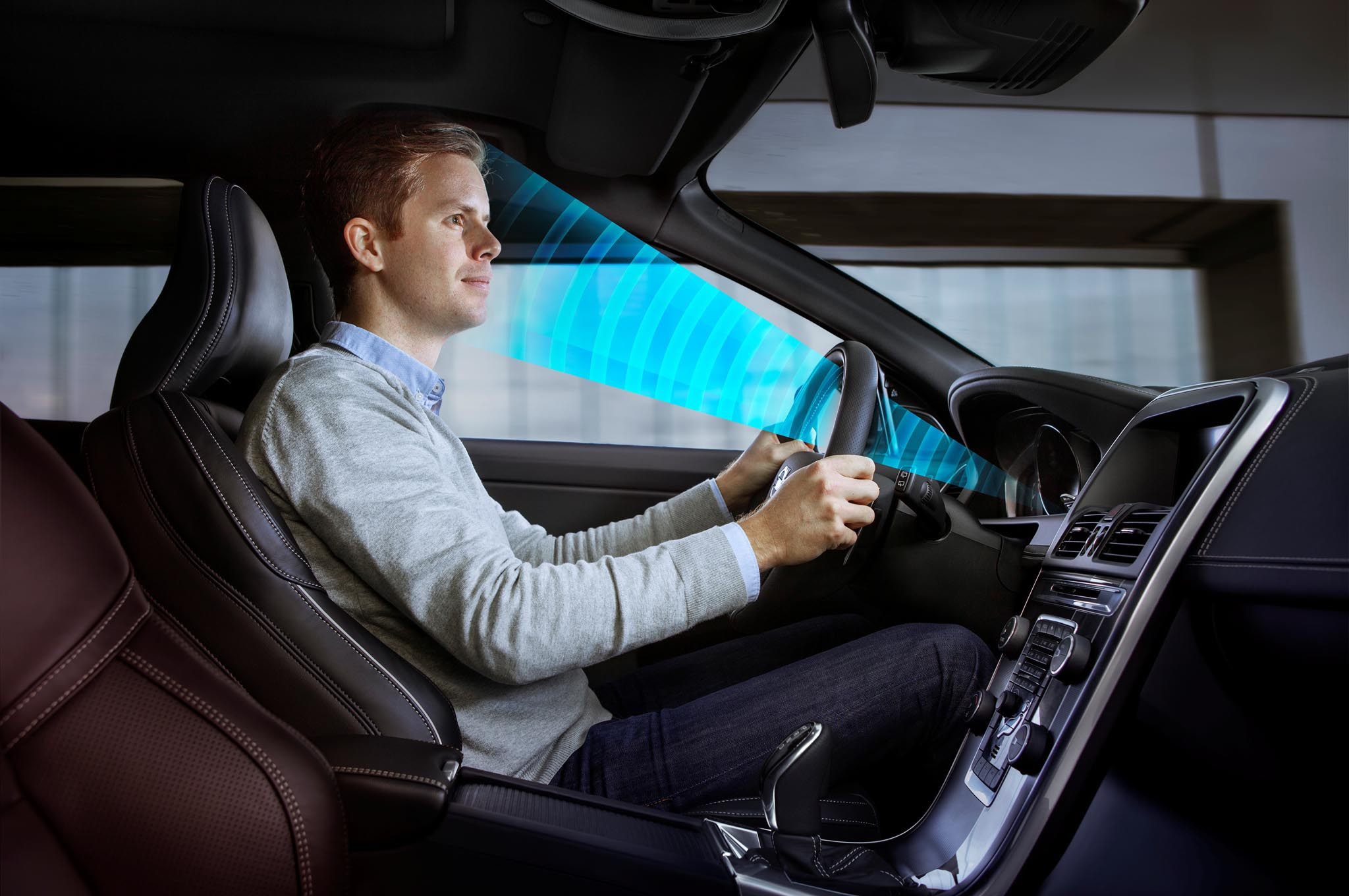 Volvo Driver State Estimation System 11