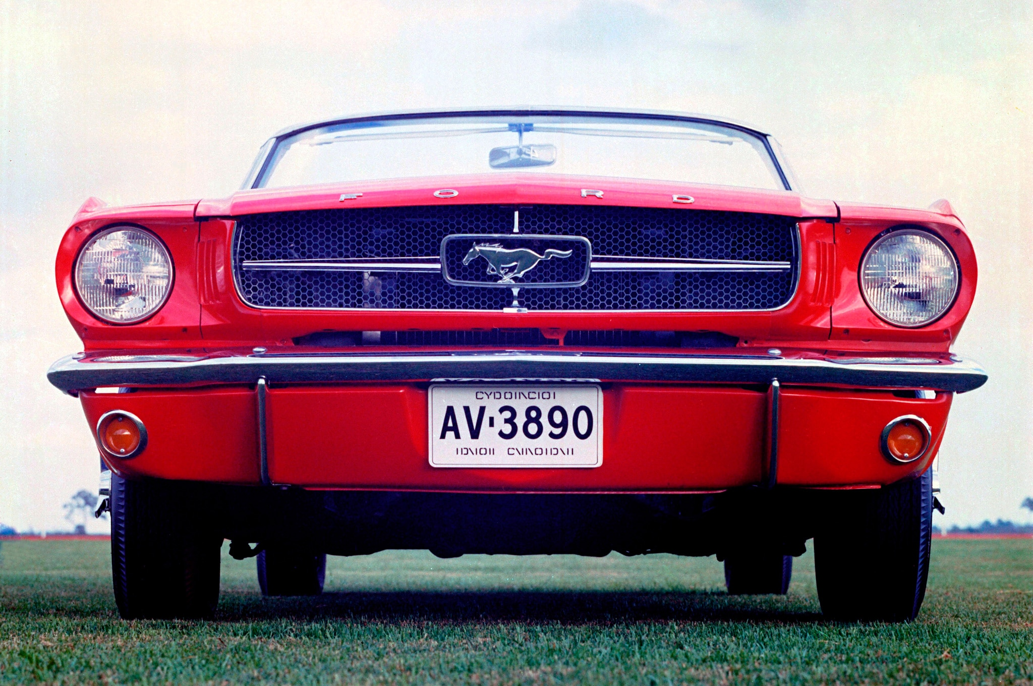 100 First Mustang Ever Made Photo Gallery The First