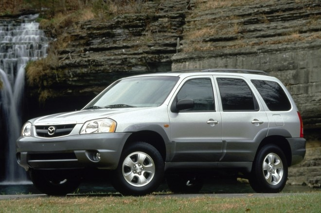 2002 Mazda Tribute Front Angle1 660x438