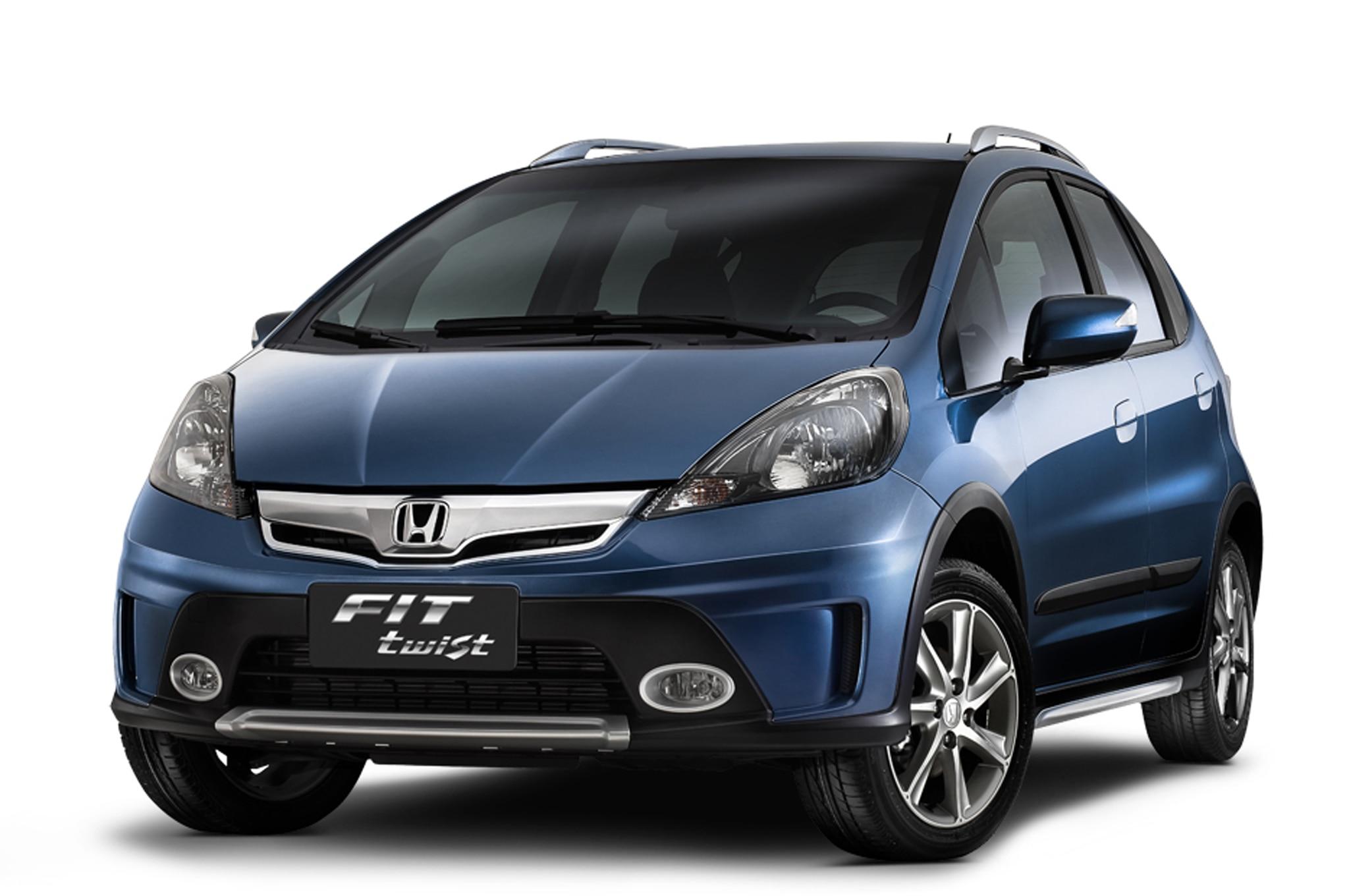 Honda fit sedan
