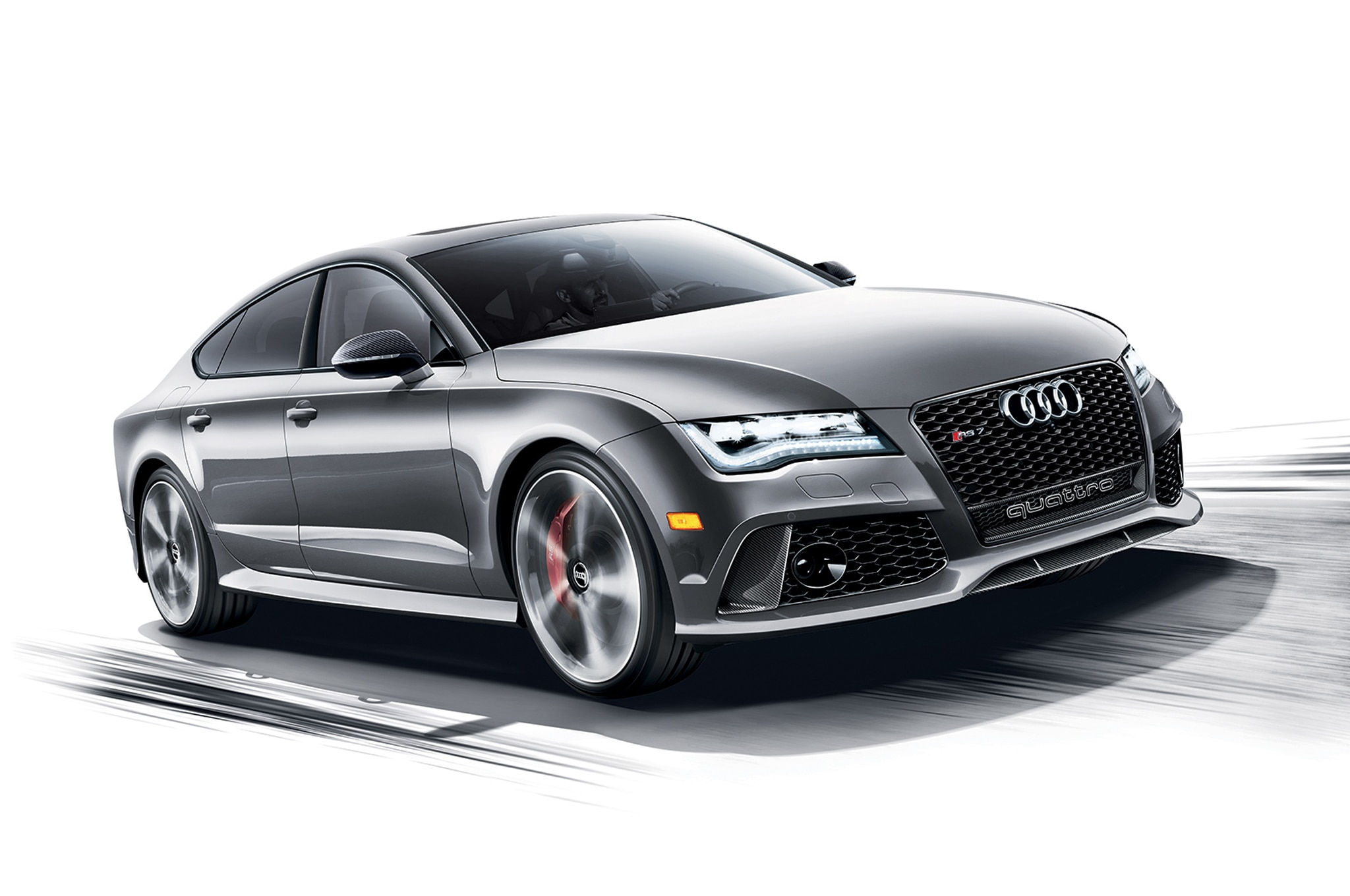 2014 Audi RS 7 Dynamic Edition Sketch1