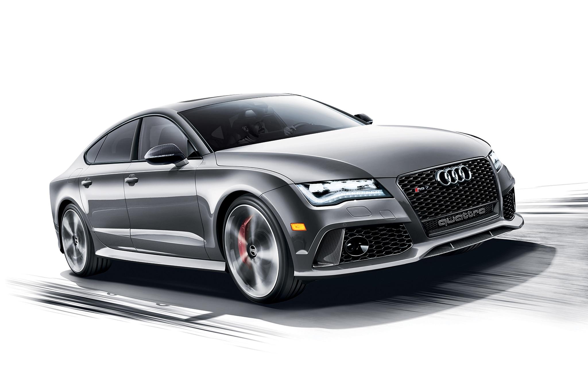 2014 Audi RS 7 Dynamic Edition Sketch1