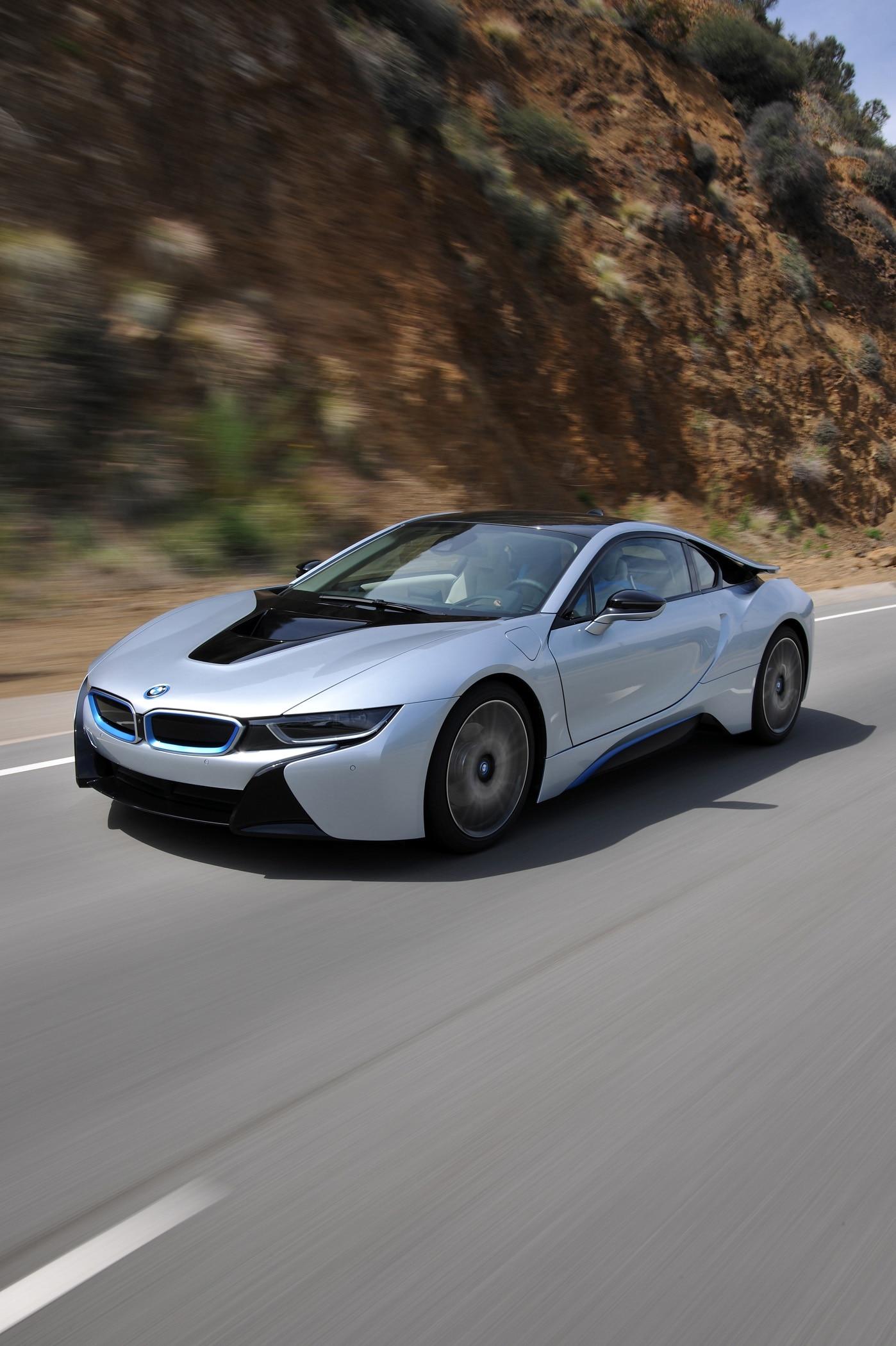 BMW I8 Top Speed >> 2014 BMW i8 Review - Automobile Magazine
