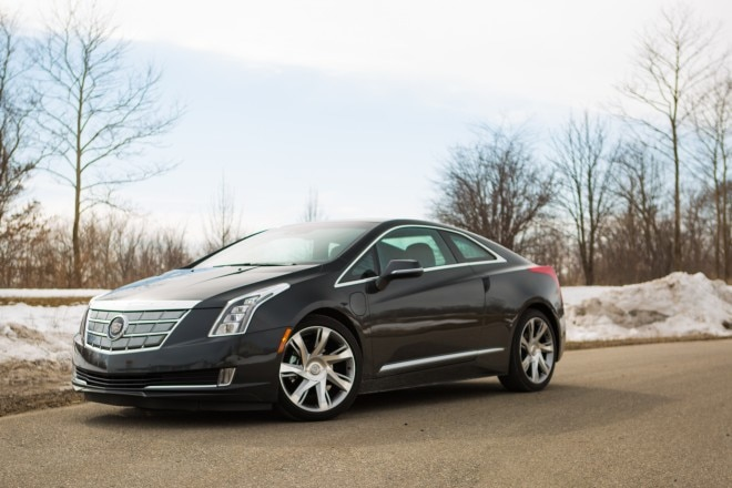 2014 Cadillac ELR Front Three Quarters 660x440