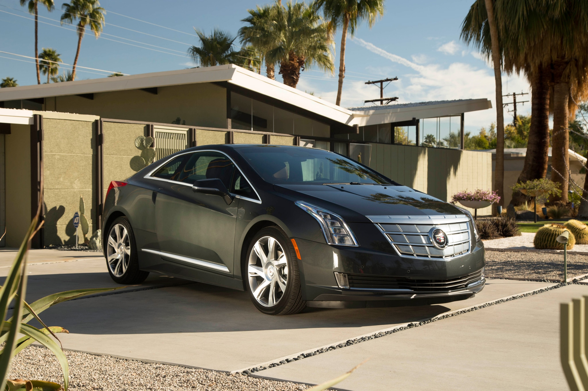 Then vs. Now: 1967 Cadillac Eldorado Vs. 2014 Cadillac ELR