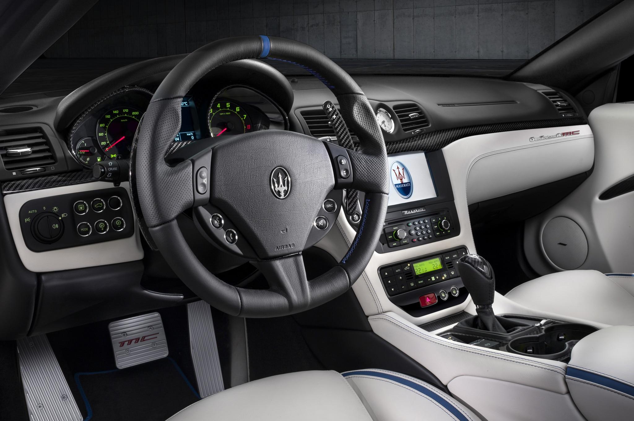 2014 Maserati GranTurismo GranCabrio MC Gain Centennial Editions