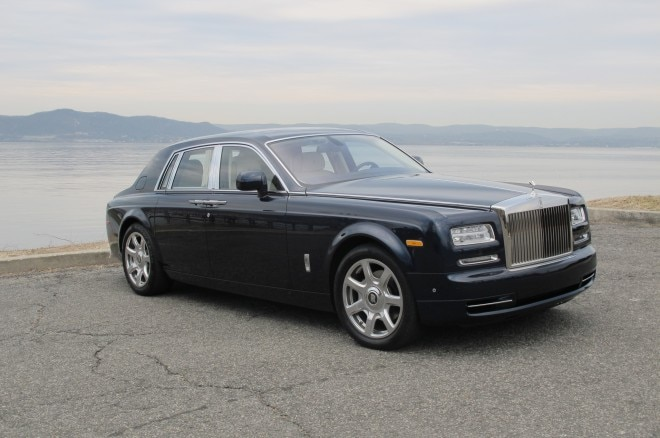 2014 Rolls Royce Phantom Front Three Quarters 660x438
