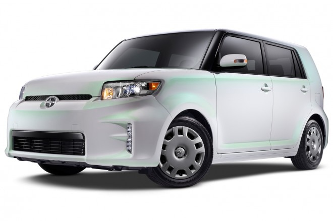 2014 Scion XB Release Series 10 Front View1 660x438